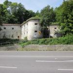 Doppelcaponniere der Unteren Gaisenbergbastion XXI, Studentencafé und Begegnungsstätte Charivari