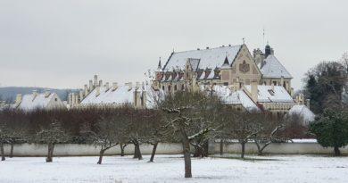 Schloss Taxis (Trugenhofen) und Englische Wald